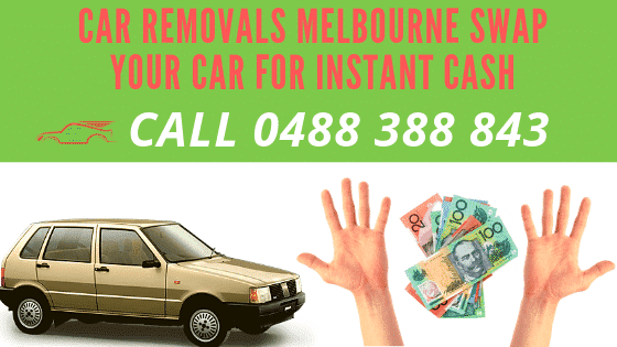 Melbourne car removals